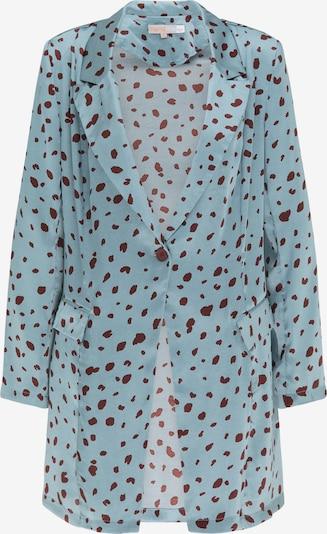 myMo NOW Blazers in de kleur Blauw / Bruin, Productweergave