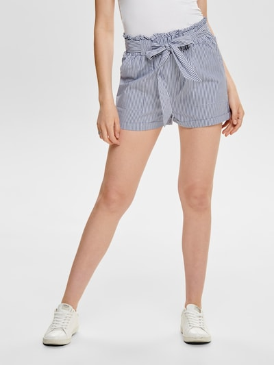 ONLY Trousers 'ONLSMILLA' in Smoke blue, View model