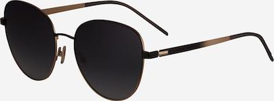 BOSS Casual Zonnebril '1161/S' in de kleur Goud / Zwart, Productweergave