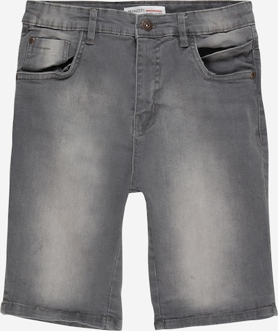 MINOTI Shorts in grey denim, Produktansicht