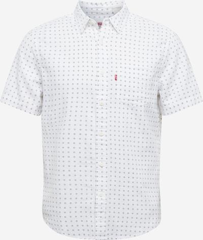 LEVI'S Hemd in rauchblau / weiß, Produktansicht