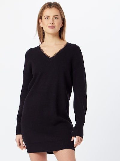 Y.A.S Kleid 'Bridie' in schwarz, Modelansicht