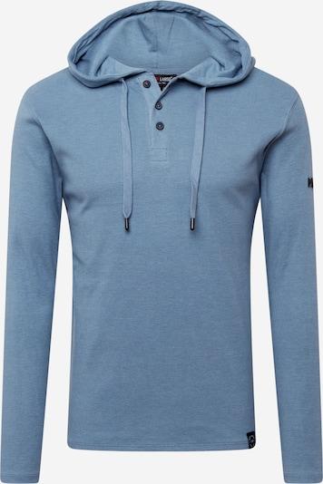 Bluză de molton 'SARAGOSSA' Key Largo pe albastru fumuriu, Vizualizare produs