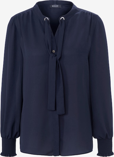Basler Bluse in nachtblau, Produktansicht