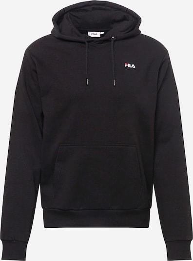 FILA Sweatshirt 'EBEN' in de kleur Vuurrood / Zwart / Wit, Productweergave