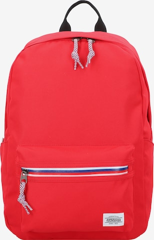 American Tourister Rucksack 'Upbeat' in Rot