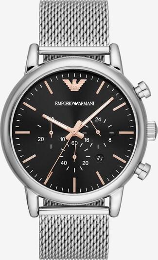 ARMANI Analog Watch 'Quarz' in Silver, Item view