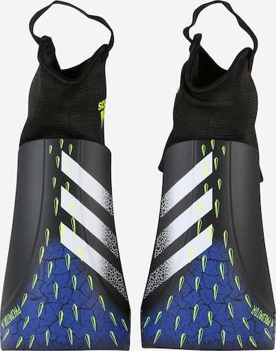 ADIDAS PERFORMANCE Protector 'Predator' in Navy / Yellow / Black / White, Item view
