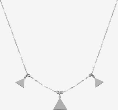 Dkeniz Ketting 'Dreieck' in de kleur Zilver, Productweergave