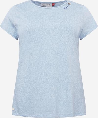 Ragwear Plus T-Shirt 'MINT' in hellblau, Produktansicht