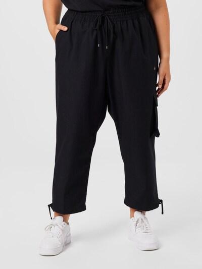 Nike Sportswear Hose 'Icon Clash' in schwarz, Modelansicht
