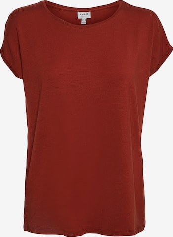 Vero Moda Aware Shirt 'Ava' in Red