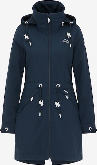 ICEBOUND Manteau fonctionnel en bleu foncé, Vue avec produit