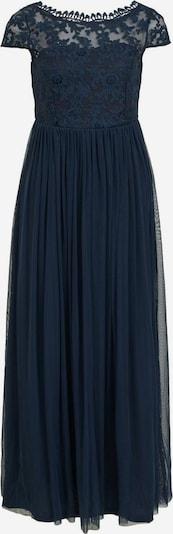 VILA Robe de soirée en bleu foncé, Vue avec produit