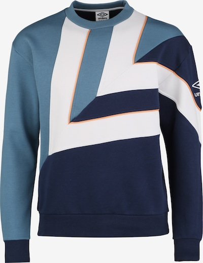 UMBRO Diamond Cut Sweatshirt Herren in blau, Produktansicht