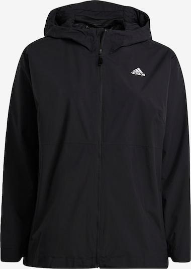 ADIDAS PERFORMANCE Kurtka sportowa w kolorze czarny / białym, Podgląd produktu