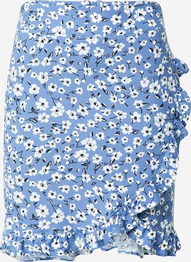 Trendyol Suknja u svijetloplava / crna / bijela, Pregled proizvoda