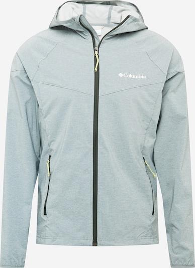 Giacca per outdoor 'Heather Canyon' COLUMBIA di colore grigio sfumato / bianco, Visualizzazione prodotti