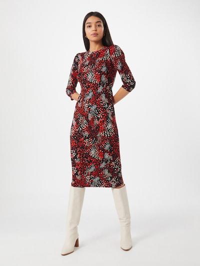 Dorothy Perkins Kleid in rot / schwarz, Modelansicht