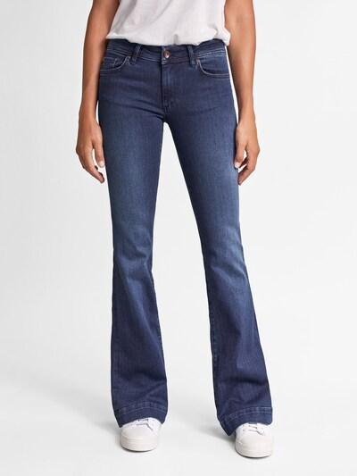 Salsa Jeans 'Wonder' in blue denim, Modelansicht