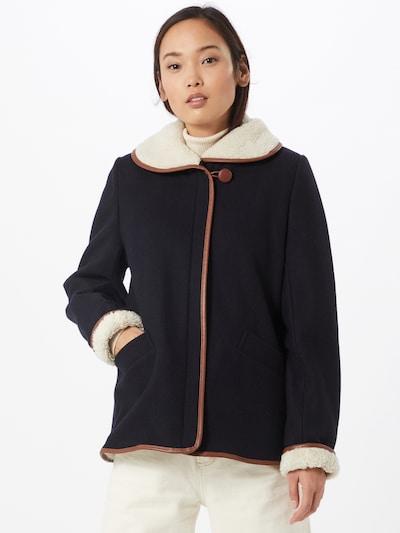 sessun Manteau d'hiver 'Paolo' en bleu marine, Vue avec modèle