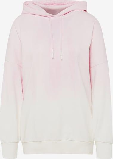 Mavi Sweatshirt in pastellpink / weiß, Produktansicht