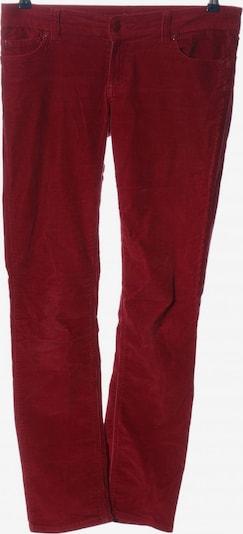 Trend Five-Pocket-Hose in M in rot, Produktansicht
