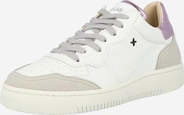 New Lab Sneaker low 'NL12' i hvit