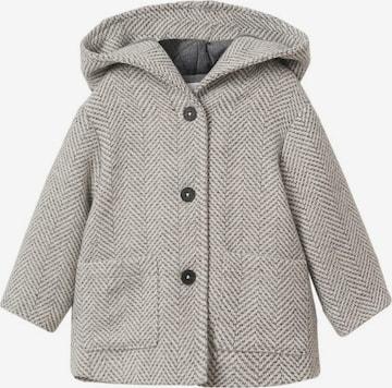 Manteau 'neve' MANGO KIDS en gris