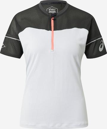 ASICS Performance Shirt 'FUJITRAIL' in Grey