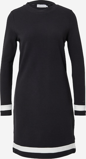 Calvin Klein Dress 'OTTOMAN' in Black / White, Item view