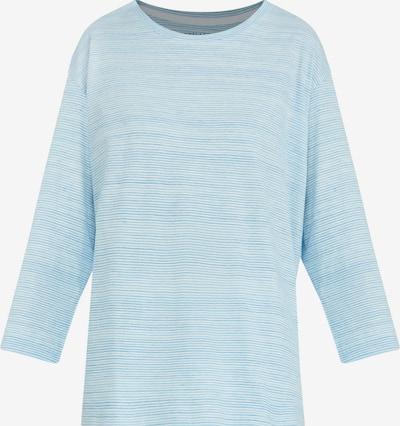 Finn Flare Langarmshirt in blau, Produktansicht