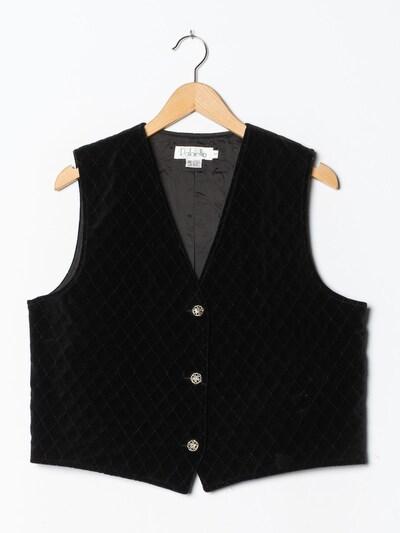 Rafaella Weste in L in schwarz, Produktansicht