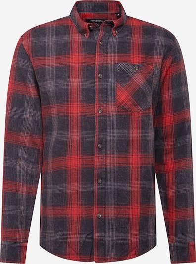 SHINE ORIGINAL Košulja u tamno plava / tamno crvena, Pregled proizvoda