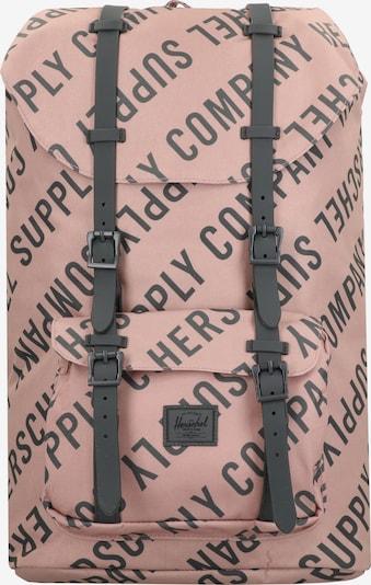 Herschel Sac à dos en rose, Vue avec produit