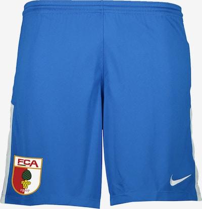NIKE Hose in blau / mischfarben, Produktansicht