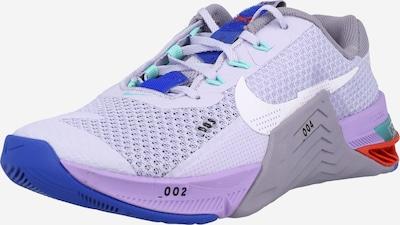 Sportiniai batai 'METCON 7' iš NIKE, spalva – alyvinė spalva / šviesiai violetinė / balta, Prekių apžvalga