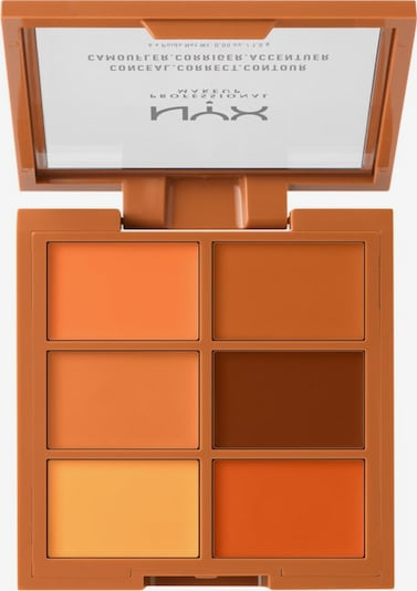 NYX Professional Makeup Palette in, Produktansicht