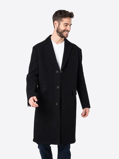 DRYKORN Abrigo de entretiempo en negro, Vista del modelo