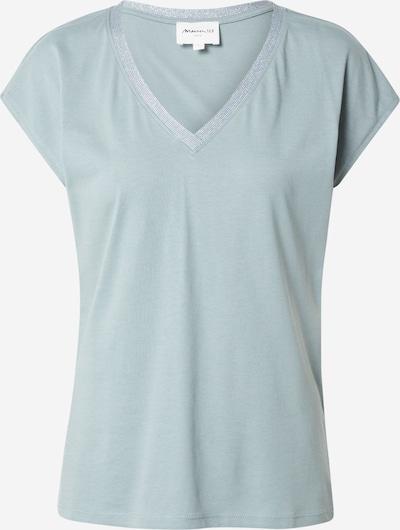 Maison 123 T-Shirt 'IBIS' in rauchblau / silber, Produktansicht