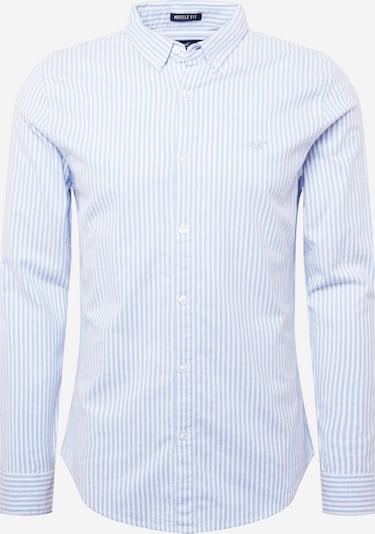 HOLLISTER Košeľa - svetlomodrá / biela, Produkt