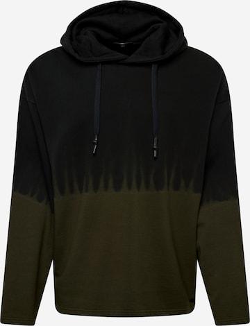 tigha Sweatshirt in Schwarz