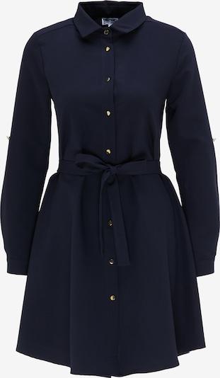 DreiMaster Maritim Blusenkleid in marine, Produktansicht