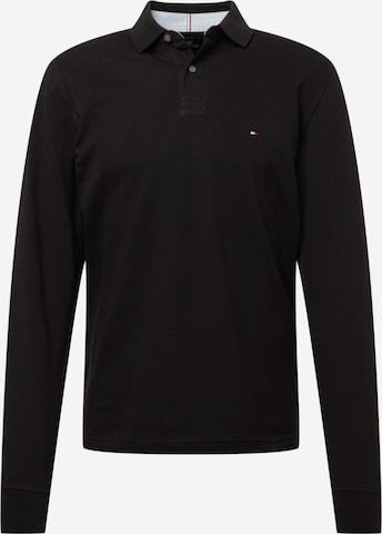 TOMMY HILFIGER Skjorte i svart
