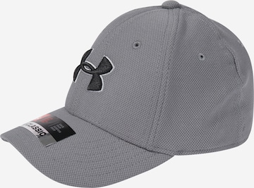 pelēks UNDER ARMOUR Sporta cepure 'Blitzing 3.0'