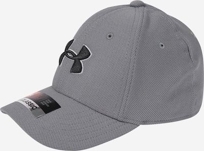 Sportinė kepurė 'Blitzing 3.0' iš UNDER ARMOUR , spalva - pilka / juoda, Prekių apžvalga