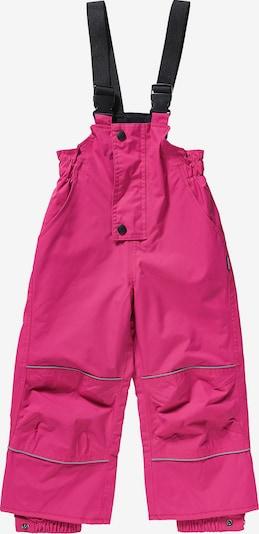 Outburst Outdoorhose in pink / schwarz, Produktansicht
