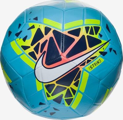 NIKE Ball 'Strike' in grau / jade / hellgrün / koralle / schwarz, Produktansicht