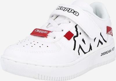 KAPPA Sneaker i röd / svart / vit, Produktvy