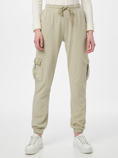 Pantaloni cu buzunare LTB pe verde mentă, Vizualizare model